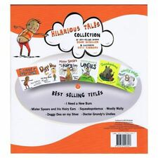 Hilarious Tales Collection 6 Books Sealed with  Best Seller 'I Need A New Bum!'