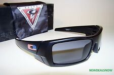 BEST PRICE. NEW Oakley SI Gascan® 11-192 Black Special Forces USA Flag O Icon.