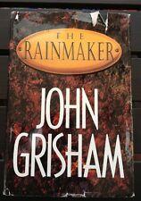 JOHN GRISHAM 'THE RAINMAKER' 1995 HARDCOVER