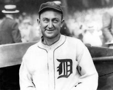 1920s Detroit Tigers TY COBB Vintage 8x10 Photo Baseball Print Glossy Poster