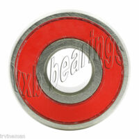 6301RS 12x37x12 Sealed 12mm/37mm/12mm Deep Groove Radial Ball Bearings