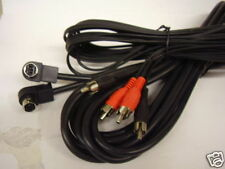 Sony Cd Multichanger Changer Stacker Shuffler 5 Metre Wiring Harness Loom Lead