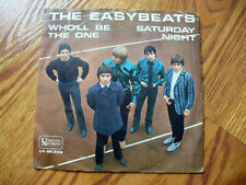 EASYBEATS Who'll be the one Dutch Picture Sleeve 45