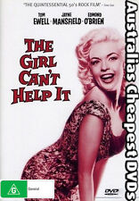 The Girl Can't Help It DVD NEW, FREE POSTAGE WITHIN AUSTRALIA REGION ALL