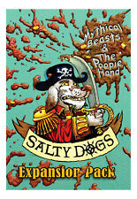 SALTY DOGS  card game  Expansion  Mythical Beasts   SIMON BISLEY  NEW!
