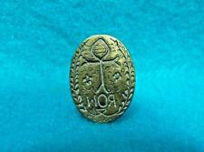 Antique 17th Century Brass Merchant's Mark Wax Seal Stamp