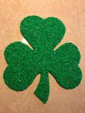 Vintage Melted Popcorn St. Patrick's Day Shamrock