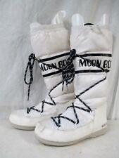 Womens Tecnica The Original Moon Boot Waterproof Knee High Snow S WHITE Puffy