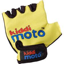 Kiddimoto Childs Bike BMX Cycle Micro Stunt Scooter Skate Gloves Yellow Medium