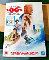 XXX - The Return of Xander Cage (DVD, 2017)