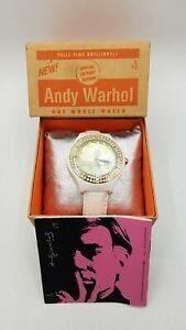 Andy Warhol Andy032 Watch Runs FC389