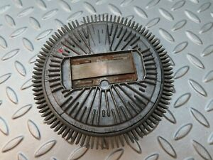 ⚙4686⚙ Mercedes-Benz W114 280CE Coupe Engine Cooling Fan Cluch