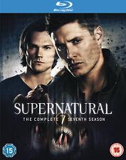 Supernatural - Season 7 Complete (Blu-ray + UV Copy) [2012] (Blu-ray)