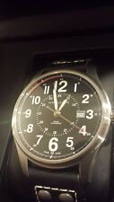 Mens HAMILTON KHAKI FIELD OFFICER 25 JEWEL AUTOMATIC WATCH H70615733