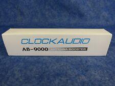 NEW Clockaudio AB-9000 470 – 870MHz UHF antenna booster.