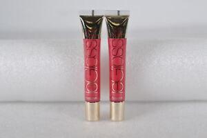 LOT OF 2 L'Oreal Paris, Colour Riche,Le Gloss Lip Gloss in 153 Raspberry Splash