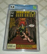 2001-DC COMICS-BATMAN LEGENDS OF THE DARK KNIGHT # 142-CGC 9.8 NM/MINT-WHITE-PGS