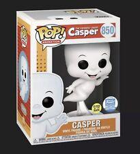 Funko POP! Animation Casper Glow In The Dark Funkoween *CONFIRMED ORDER*