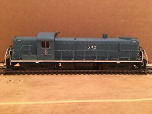 HO Bachmann Boston & Maine Alco RS-3 Diesel Locomotive B&M #1542 Pan Am MEC NH