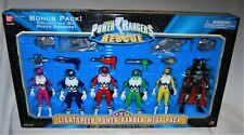 Saban's Power Rangers Lightspeed Rescue - Lightspeed Power Ranger Mega Pack