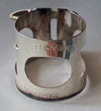 Used Buffet Crampon Bb Clarinet Ligature Only Made In France