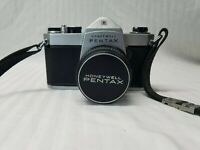 Vintage Honeywell Pentax With Takumar Lens 35mm