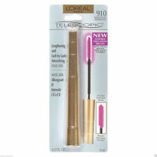 L'Oreal Telescopic Original Mascara- #910 Blackest Black New In Pack