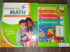 Hooked on Math Master the Facts Phonics Creator Level 1 2 3 4 For 1st-5th Grade