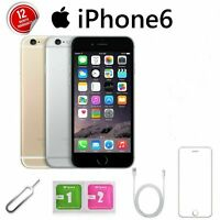 Apple iPhone 6 16GB 32GB 64GB Grey Gold Silver  Unlocked Smartphone All Colours