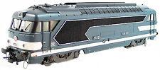 Jouef Hj2268a Locomotive Diesel SNCF Bb-67328 Dépôt de Nîmes
