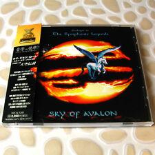 Sky of Avalon - Prologue To The Symphonic Legends JAPAN CD W/OBI Mint #141-4