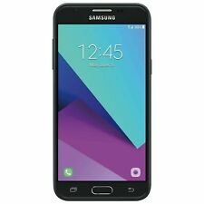 Samsung Galaxy J3 Prime Unlocked 16GB GSM 4G LTE Android Smartphone Black J327W