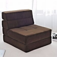 Chair Sofa Bed Sleeper Convertible Dorm Room Lounge Couch
