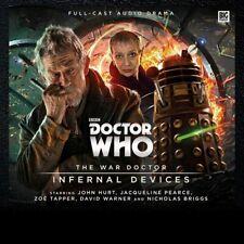 Doctor Who Big Finish War Doctor Vol.2 Infernal Devices CDx4 John Hurt