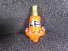 CASH VALVE Cast Iron Adjustable Back Pressure Relief Valve, FNPT Inlet Type,(TJ)