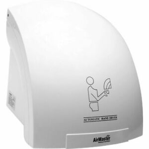 HAND DRYER ELECTRIC AUTOMATIC HOT WARM AIR HIGH POWER ECO AUTO DRIER QUICK