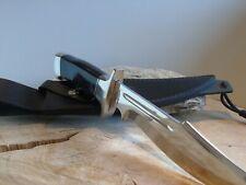 United Cutlery Gil Hibben Legionnaire Bowie  Messer mit Scheide  UC-GH5037