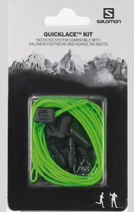 SHOES QUICKLACE KIT Green.