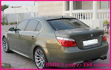BMW E-60 série 5 Arrière/Toit Fenêtre Spoiler (2004-2010)