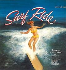 ART PEPPER-SURF RIDE-JAPAN LP Ltd/Ed M13