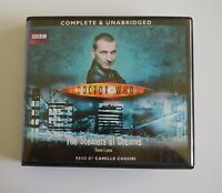 Doctor Who: The Stealers of Dreams - by Steve Lyons - Chivers Audiobook - 4CDs