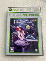 "Deathsmiles Platinum Collection ""Good Condition"" Xbox 360 Japan Import"