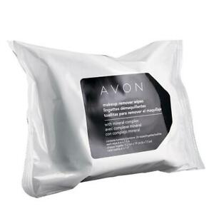 Avon Makeup Remover Wipes Contains 24 Wipes Toallitas Desmaquilladoras