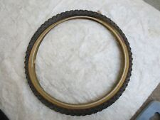 TIOGA COMPETITION 3 TIRE RAINBOW LABEL?  20 BMX RACING 20X1.50 NOS VINTAGE