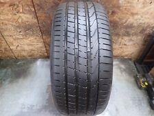 1 265 40 21 101Y Pirelli Pzero Tire 8/32 No Repairs 1017