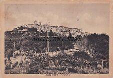 ROCCA PRIORA: Panorama    1949