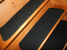 """13 step 10"""" x 30""""Peel and Stick FLEXIBLE Rubber Outdoor/ Indoor Stair Treads"""
