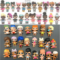 10Pcs Lot Random LOL Surprise Dolls Big Sisters & LIL Sisters Authentic Toy Gift
