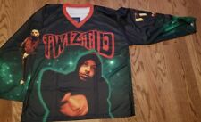 Twiztid - Mostasteless Outer Space Sublimated Jersey XL insane clown posse hok