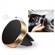 Handyhalterung Auto KFZ Universal 360° PKW Halter Handy Magnet Lüftungsgitter